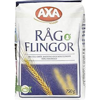 Axa Rye Flakes 750g