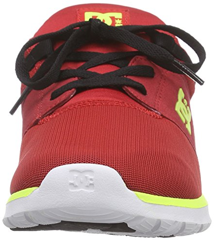 DC Shoes Heathrow M, Baskets Basses Homme Rot (XKRY)