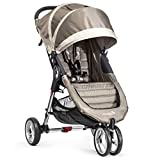 Baby Jogger City Mini 3 - Silla de paseo, color arena / piedra