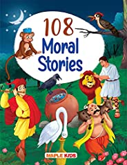 108 Moral Stories (Illustrated) for Children