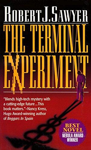 The Terminal Experiment por Robert J. Sawyer