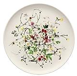 Rosenthal Brillance Wildblumen Brotteller 18 cm 10530-405101-10218