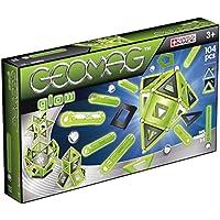 Geomag 337 - Set de construcción magnética (104 piezas)