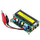 LC100-A Digital LCD High Precision Induttanza capacitanza L / C Meter Test Mini Interfaccia USB