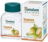 Himalaya Herbal Triphala 60 Veg Capsules - Trifala Digestion & Colon Cleanse from Himalaya