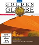 Namibia - Golden Globe [Alemania] [Blu-ray]