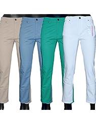 STOOKER - Jeans - Jambe droite - Femme Blanc blanc