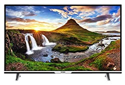 Telefunken XU55D101 140 cm (55 Zoll) Fernseher (4K Ultra HD, Triple Tuner)