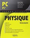 Physique PC/PC* Programme 2014 - Ellipses Marketing - 24/06/2014