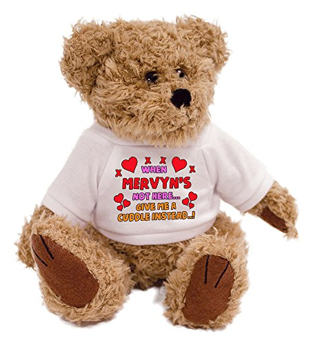 mervyn-personalised-name-cuddle-me-22cm-approx-seated-height-teddy-bear