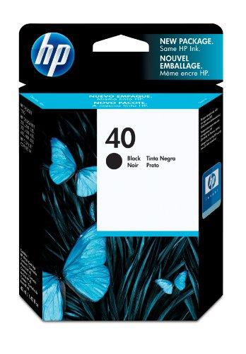 HP 51640AE Cartuccia Inkjet 40, Nero