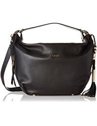 Laurèl Damen Tasche Schultertaschen, Schwarz (Black 900), 40x30x15 cm