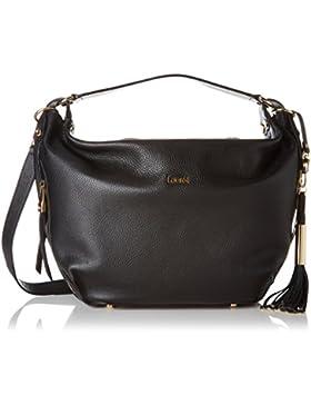 Laurèl Damen Tasche Schultertaschen, Schwarz (Black 900), 40 x 30 x 15 cm
