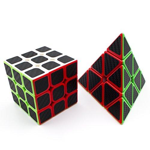 cubo-de-la-velocidad-de-la-piramide-etiqueta-engomada-de-la-fibra-del-carbono-del-triangulo-puzzle-e