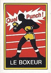 Quel Punch ! Le Boxeur