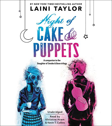 Night of Cake & Puppets: Library Edition