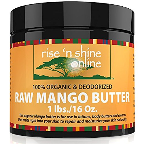 16-oz-raw-mango-butter-with-recipe-ebook-perfect-for-all-your-diy-home-recipes-like-soap-making-loti