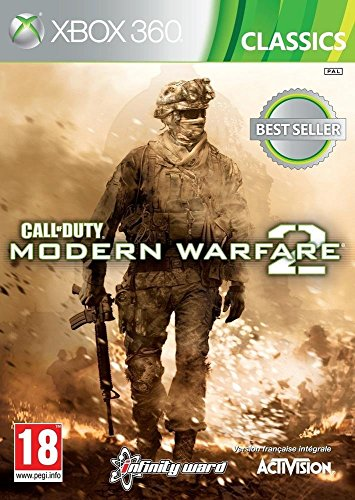 Third Party - Call of Duty Modern Warfare 2 - classics Occasion [ Xbox 360 ] - 5030917101274 (Cod Modern Warfare 2 Xbox 360)