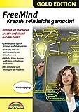 Produkt-Bild: FreeMind - Kreativ sein leicht gemacht - Professionelles Mindmapping Programm für Windows 10 7 Vista