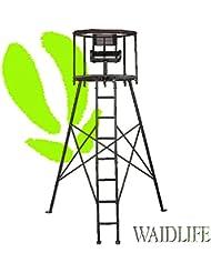 ISATIS de Life 360° hochsitz Métal chasse–ansitz–Chasse échelle–Chasse kanzel