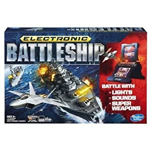 Hasbro - Board Game - Battleship Electronic