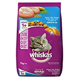 #8: Whiskas Adult Cat Food Pocket Ocean Fish, 7 kg Pack