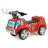 Unbekannt Toyrific elektrisches Kinder-Feuerwehrauto mit Seifenblasenpistole, Lichtern und Sirenen