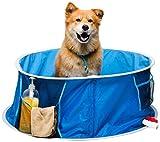 Coco Jojo Aufstellpool für Hunde groß
