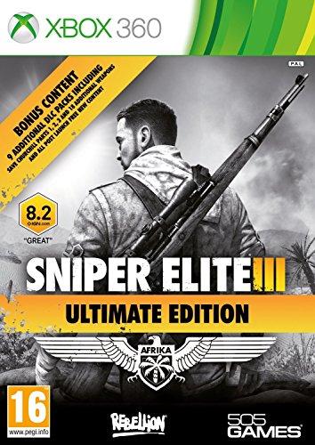 Sniper Elite 3 - Ultimate Edition (Xbox 360) UK IMPORT