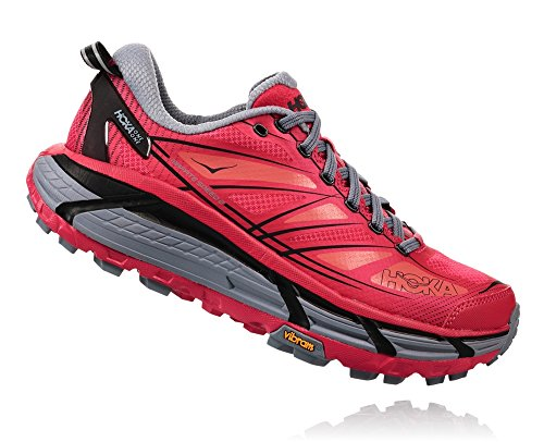 Hoka Mafate Speed 2 Woman Azalea/Black - Scarpa Trail Running Donna -