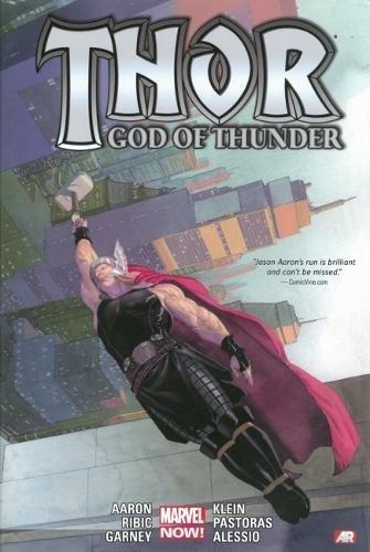THOR GOD OF THUNDER HC 02