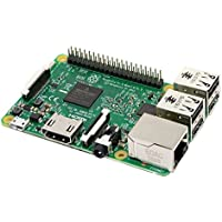 Raspberry Pi 3 Model B Quad Core CPU 1.2 GHz 1 GB RAM Motherboard