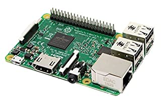 Raspberry PI 3 Model B Scheda madre CPU 1.2 GHz Quad Core, 1 GB RAM (B01CD5VC92) | Amazon price tracker / tracking, Amazon price history charts, Amazon price watches, Amazon price drop alerts
