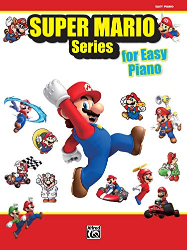 Super Mario Series for Easy Piano - Ds Super