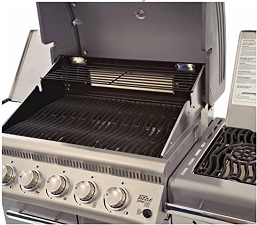 Napoleon LE3 LE485RSIBPSS BBQ with Infrared Rear and Side Burners