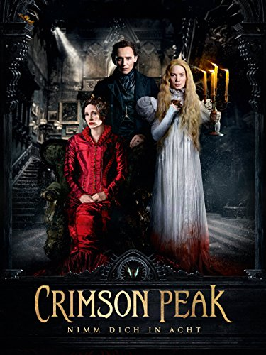 Crimson Peak [dt./OV] (Slasher Kostüm)
