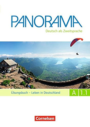 Panorama in Teilbanden: Ubungsbuch Daz A1.1 Mit Audio-CD