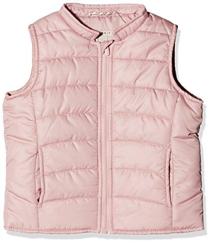 ESPRIT Mädchen Jacke Daunenjacke Rosa (Old Pink 320), 128 (Herstellergröße: 128+)