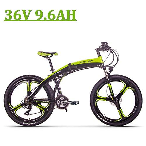 RICH BIT Vélo Électrique Pliant, RLH-880,...