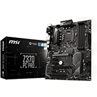 MSI Z370 PC PRO Carte mère Intel Z370 LGA 1151