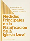 Medidas Principales En LA Planification De LA Iglesia Local