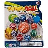 Pack de 10 pelotas saltarinas varios colores