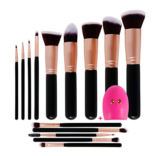 Make Up Pinsel Set,Pinsel set kosmetik für Berufsverfassungs Makeup Pinsel Brush Set,Blush...