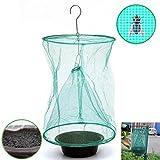 ROKOO Faltbare Küche Fliegen Bug Insekt Pest Net Catcher Cage Falle Mörder Hängenden Taschen