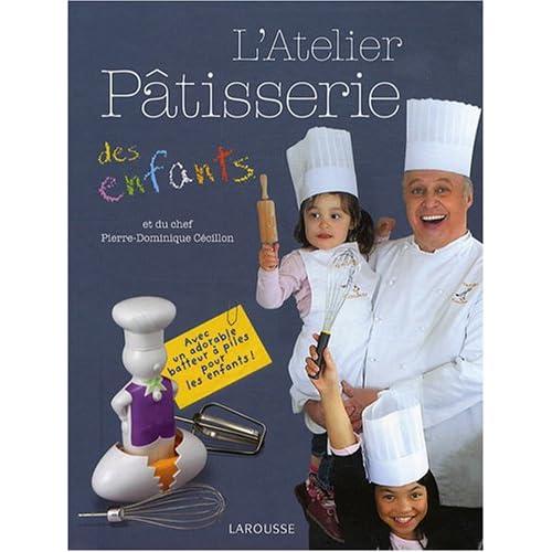 L'atelier Pâtisserie des enfants