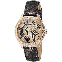 Guess W0626L2 - Reloj de pulsera para mujer, color blanco / plata