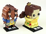 Review: Lego Brick Headz Beauty and the Beast Figures Review