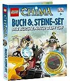 LEGO Legends of Chima Buch & Steine-Set: Die Suche nach CHI
