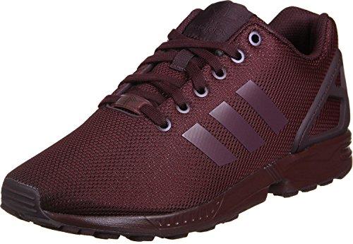 adidas-zx-flux-scarpa-maroon-white-black
