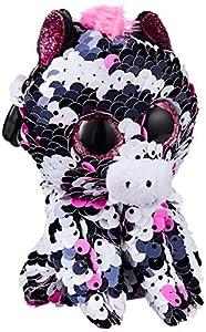 Ty- Flip Clip Llavero Zoey, Multicolor, T35311